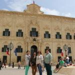 Szkolenie  kadry pedagogicznej ZSP w Chojnie w ITS na Malcie